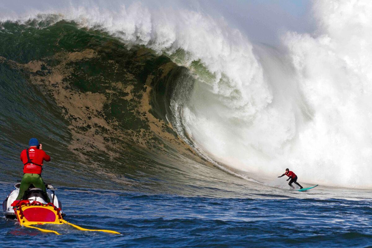 Surf + Rescue