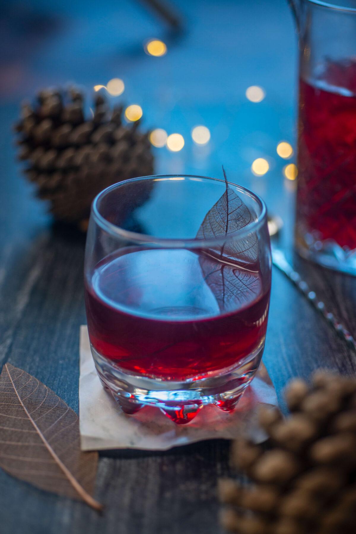Festive Winter Drinks