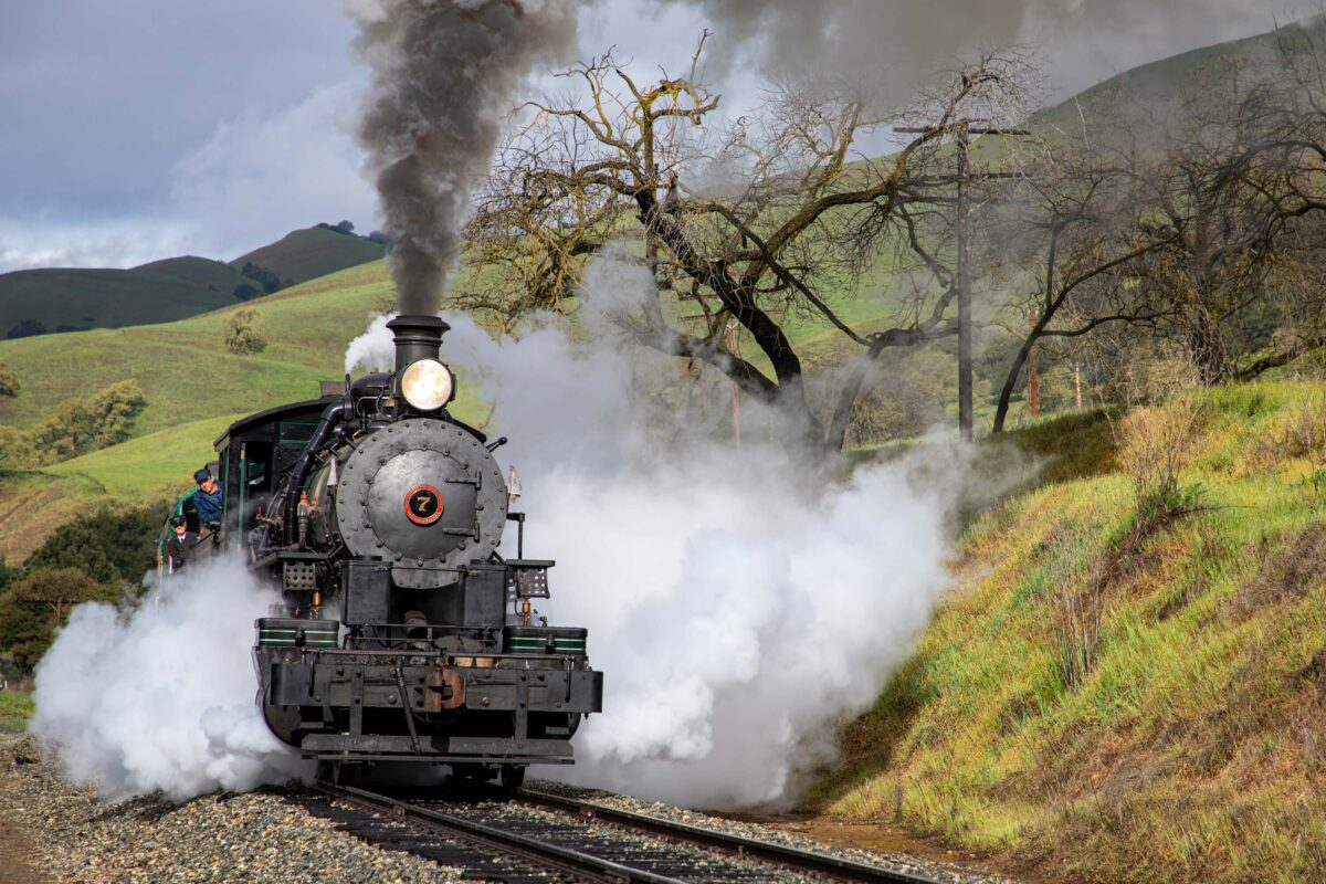 Discovering Niles Canyon