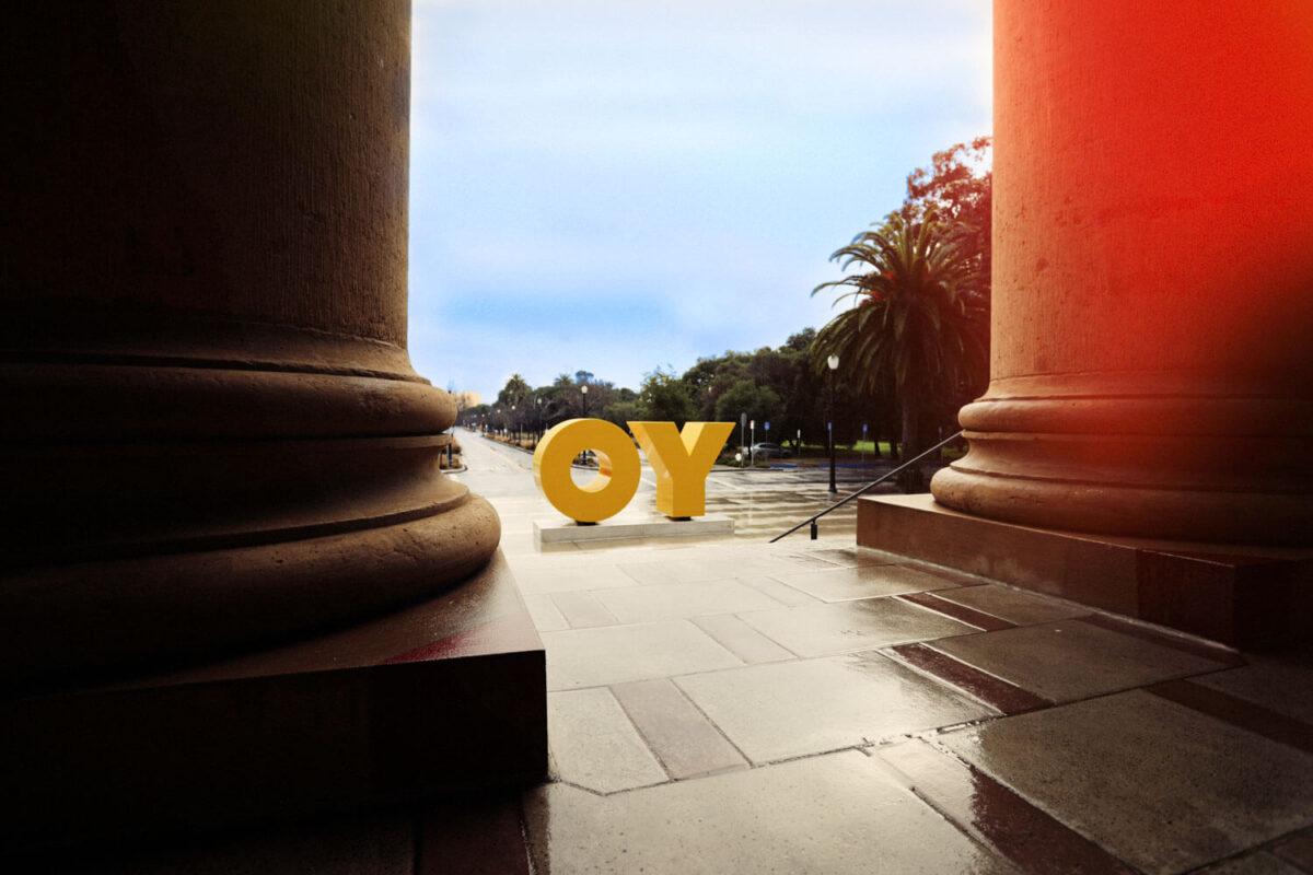 Perfect Shot: Oy/Yo at Cantor
