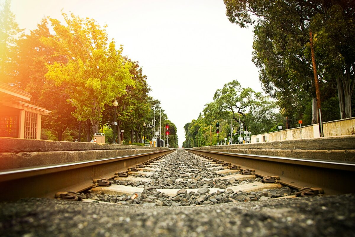 Perfect Shot: Atherton Train Station