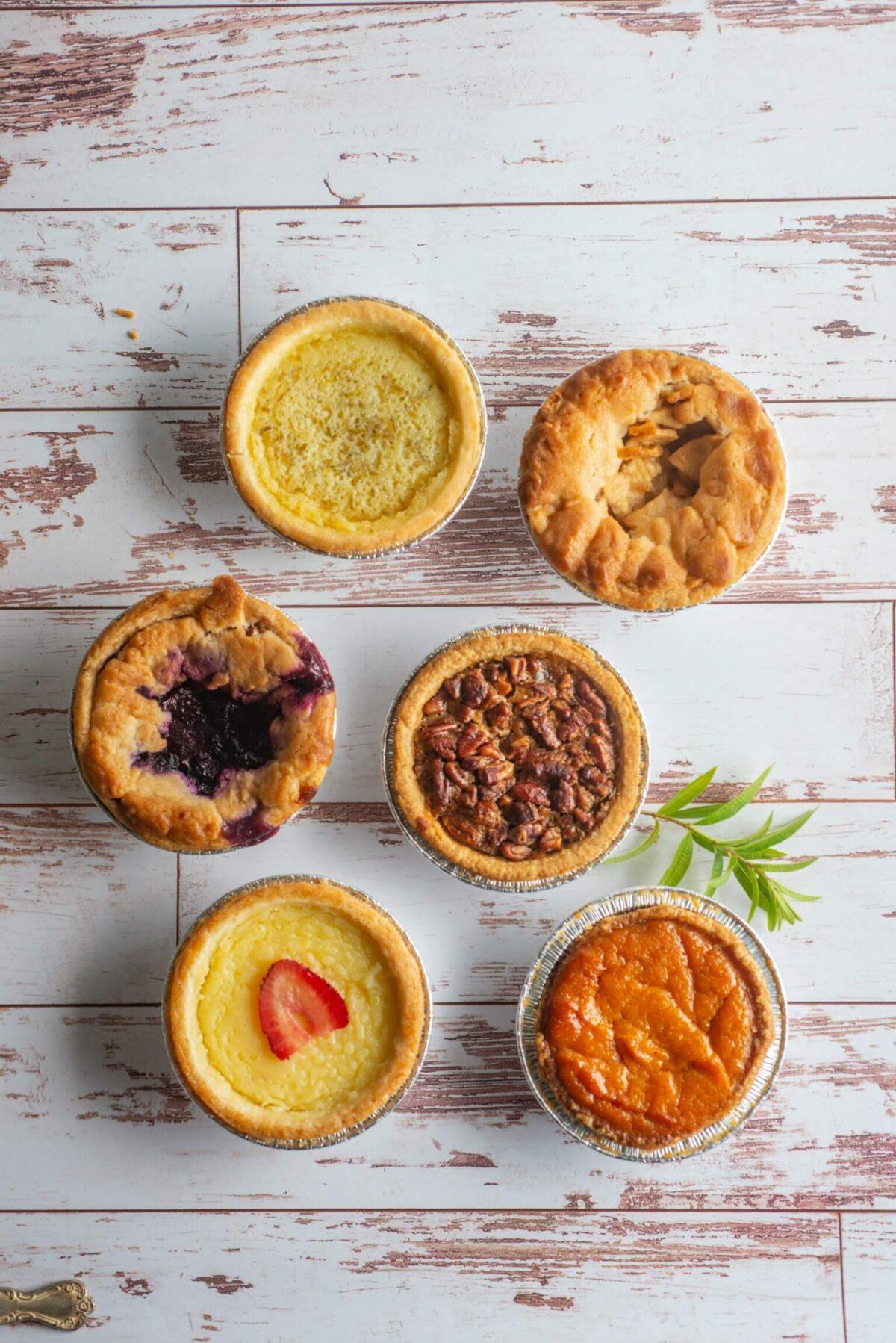 The Zen of Pies