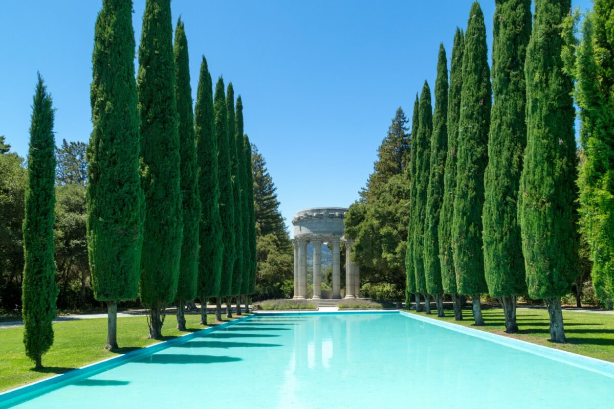 Landmark: Pulgas Water Temple